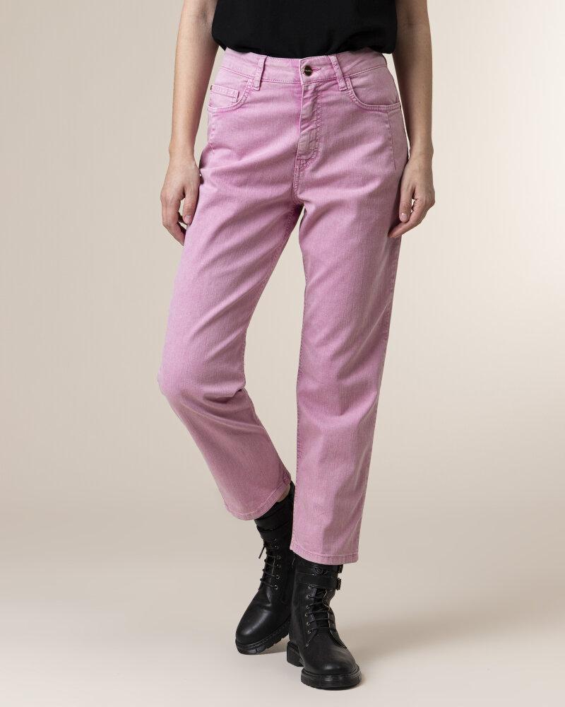 Spodnie Iblues 71311911_SIERO_001 różowy - fot:2
