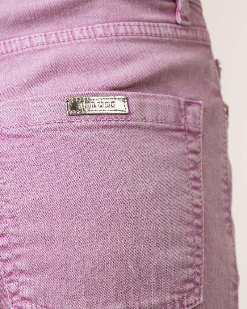 Spodnie Iblues 71311911_SIERO_001 różowy - fot:3