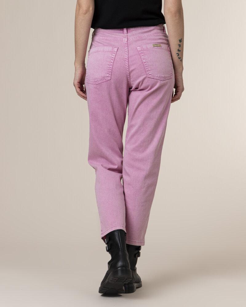 Spodnie Iblues 71311911_SIERO_001 różowy - fot:5