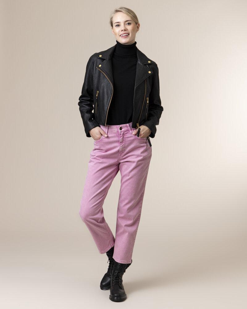 Spodnie Iblues 71311911_SIERO_001 różowy - fot:6