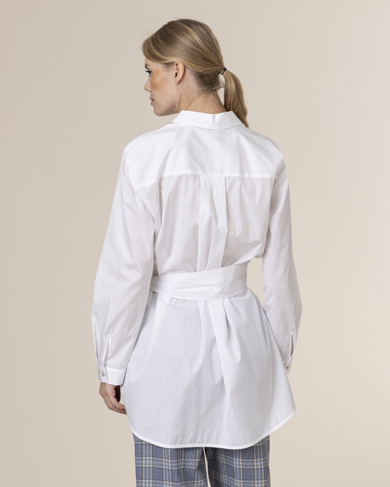 Koszula Iblues 71112211_KNUT_001 biały - fot:4