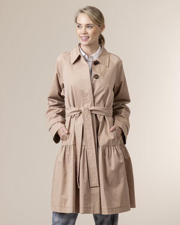 Płaszcz Iblues 71210111_GALEA_001 beżowy