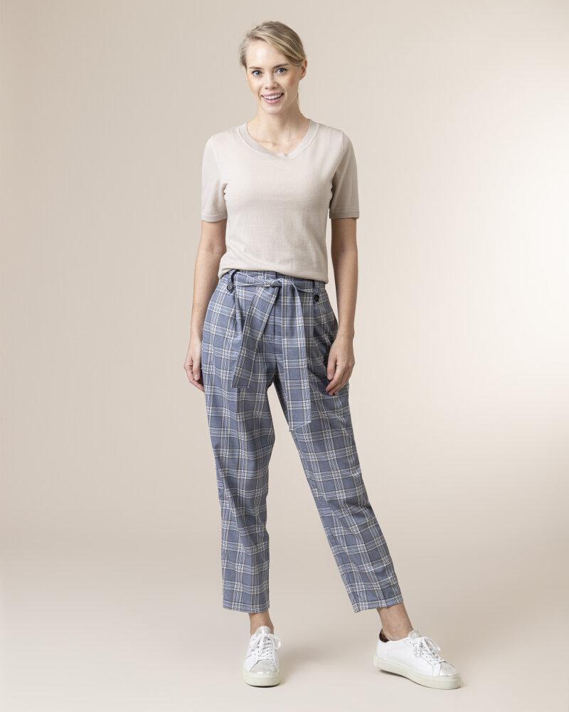 Spodnie Iblues 71310911_GERBA_001 niebieski - fot:5