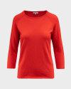 Bluzka Patrizia Aryton 05965-61_40 czerwony