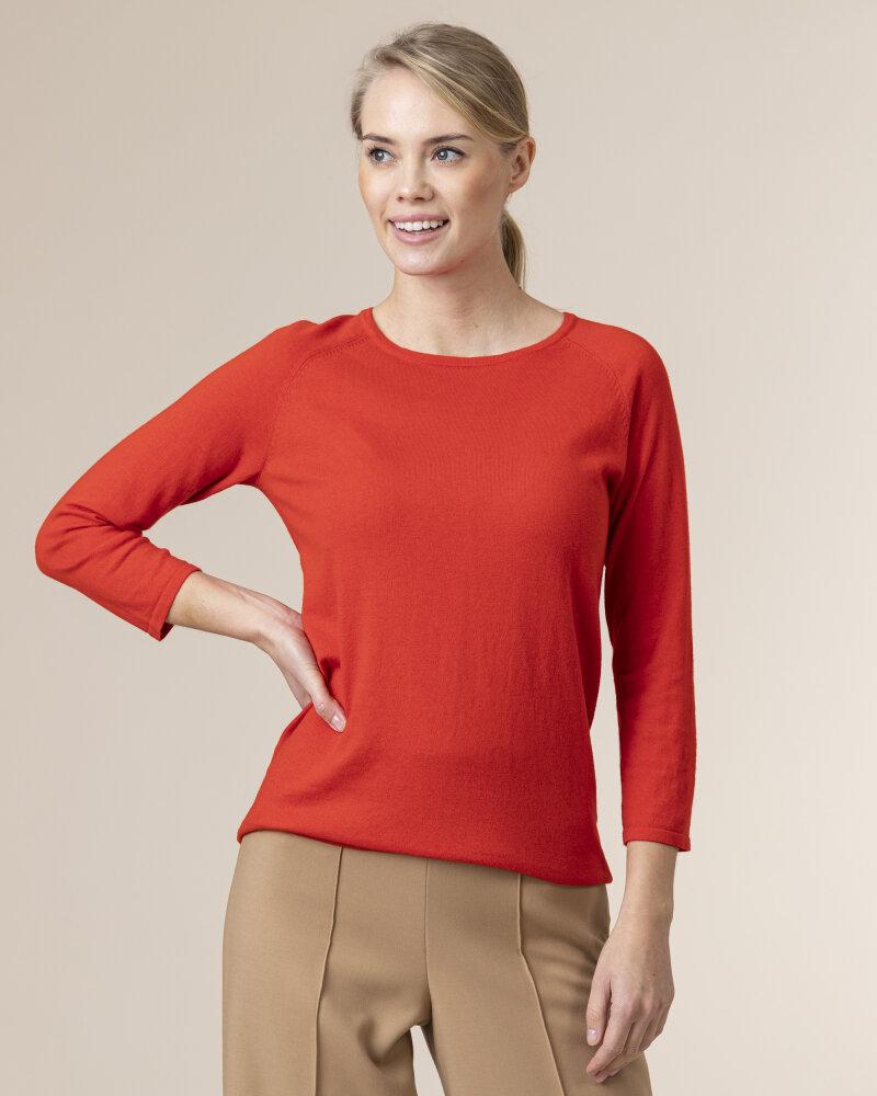 Bluzka Patrizia Aryton 05965-61_40 czerwony - fot:2