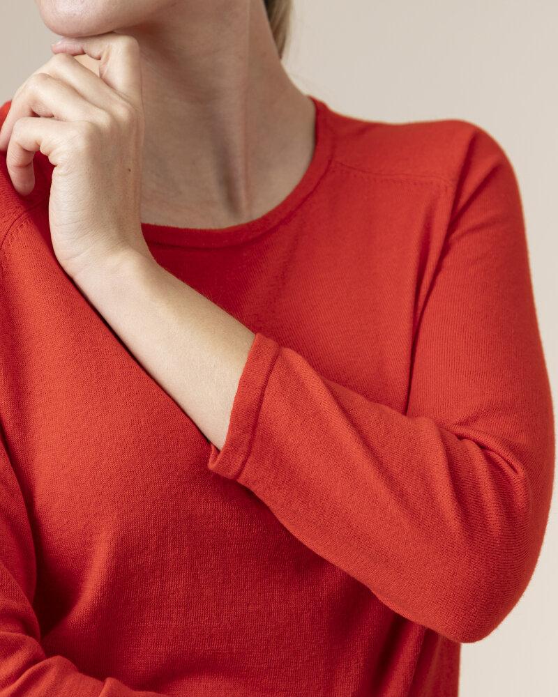 Bluzka Patrizia Aryton 05965-61_40 czerwony - fot:3
