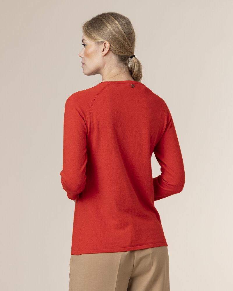 Bluzka Patrizia Aryton 05965-61_40 czerwony - fot:4