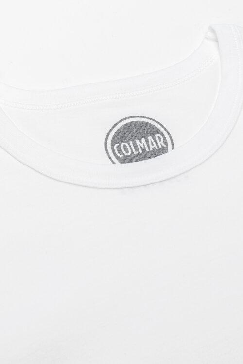 T-Shirt Colmar 7561R_6SH_01 biały