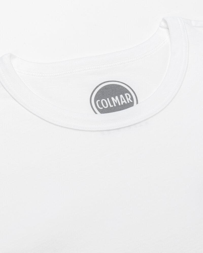 T-Shirt Colmar 7561R_6SH_01 biały - fot:2
