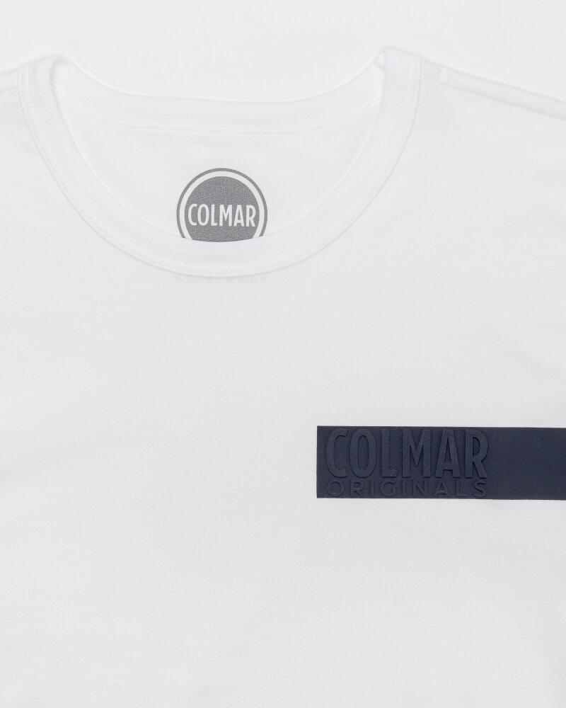 T-Shirt Colmar 7561R_6SH_01 biały - fot:3