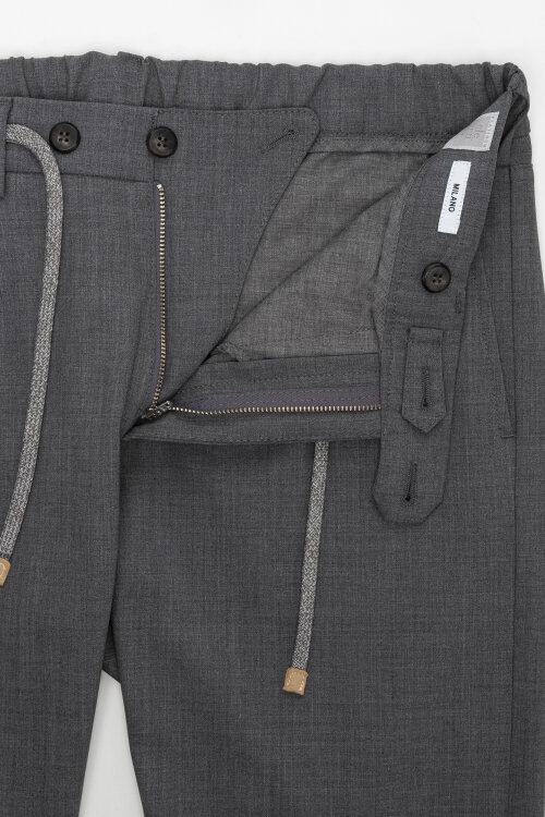 Spodnie Eleventy B75PANB21_TES0B036_14 ciemnoszary