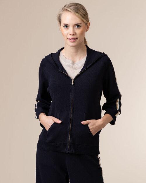 Sweter Patrizia Aryton 05835-61_95 granatowy