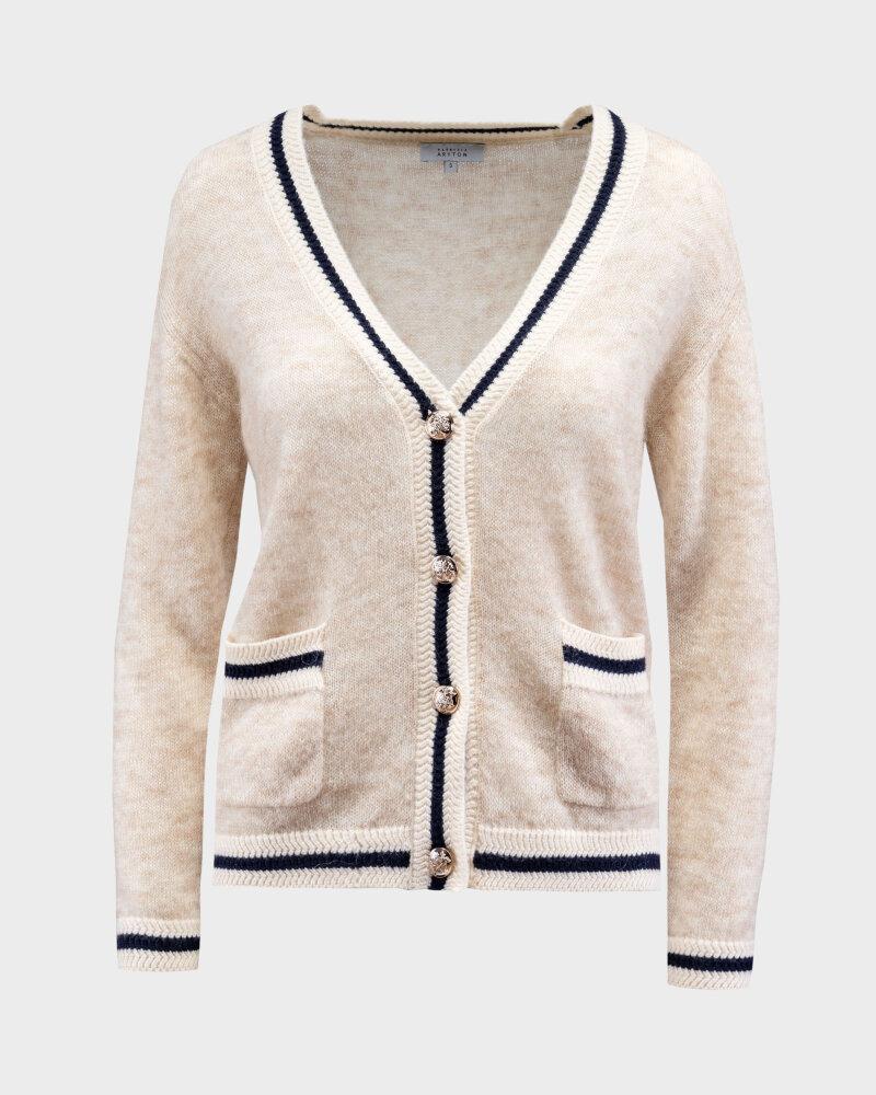 Sweter Patrizia Aryton 05837-61_22 beżowy - fot:1