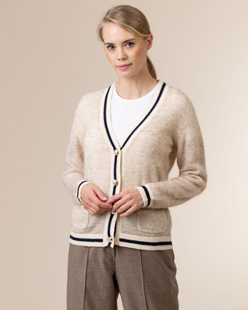 Sweter Patrizia Aryton 05837-61_22 beżowy - fot:2