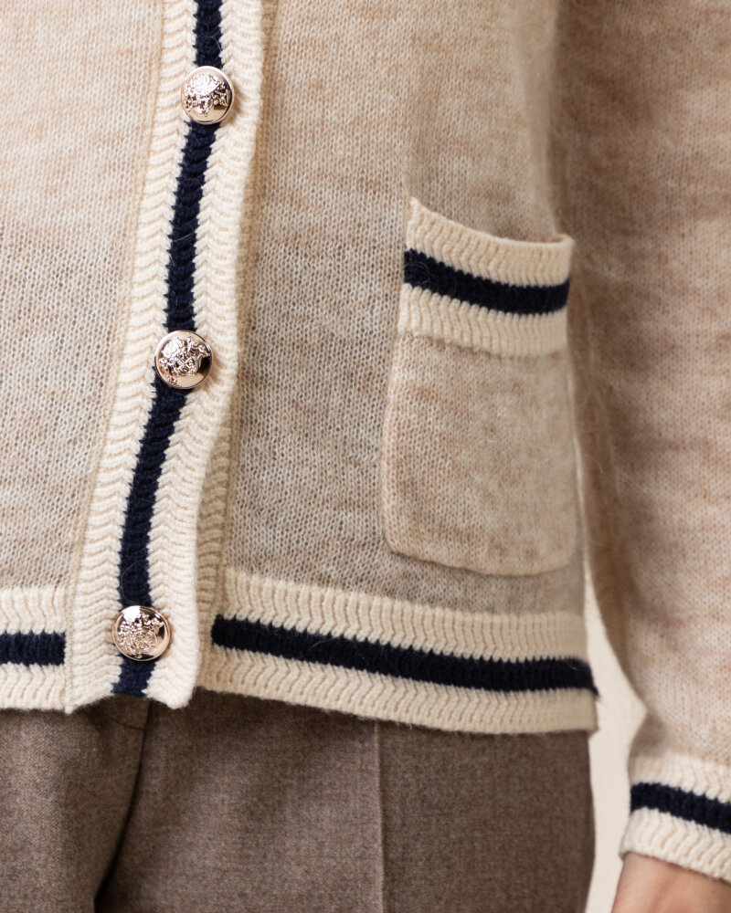 Sweter Patrizia Aryton 05837-61_22 beżowy - fot:3