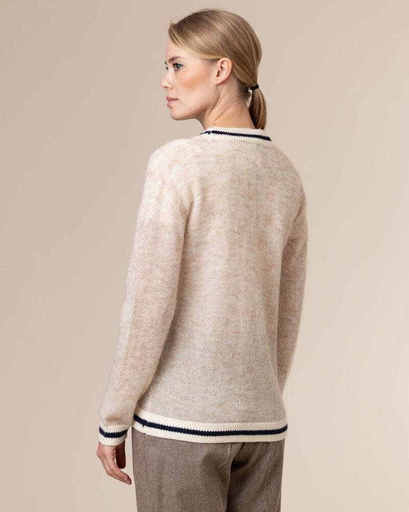 Sweter Patrizia Aryton 05837-61_22 beżowy - fot:4