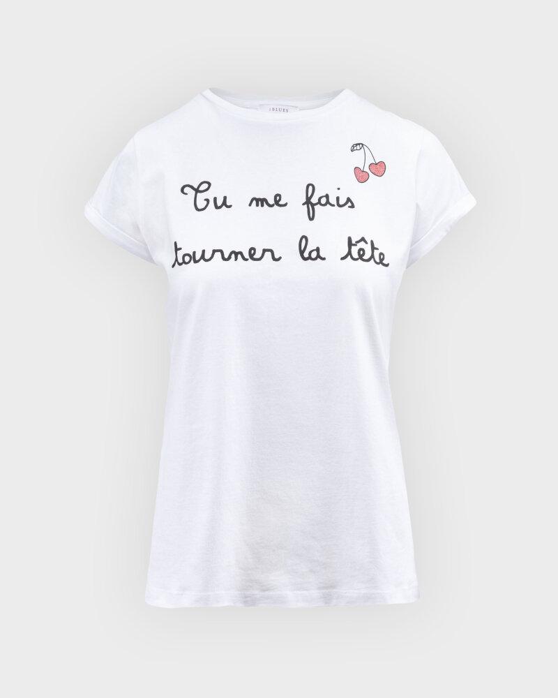 T-Shirt Iblues 79711111_DEODARA_005 biały - fot:1