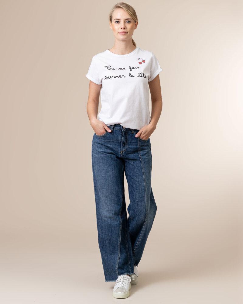T-Shirt Iblues 79711111_DEODARA_005 biały - fot:5