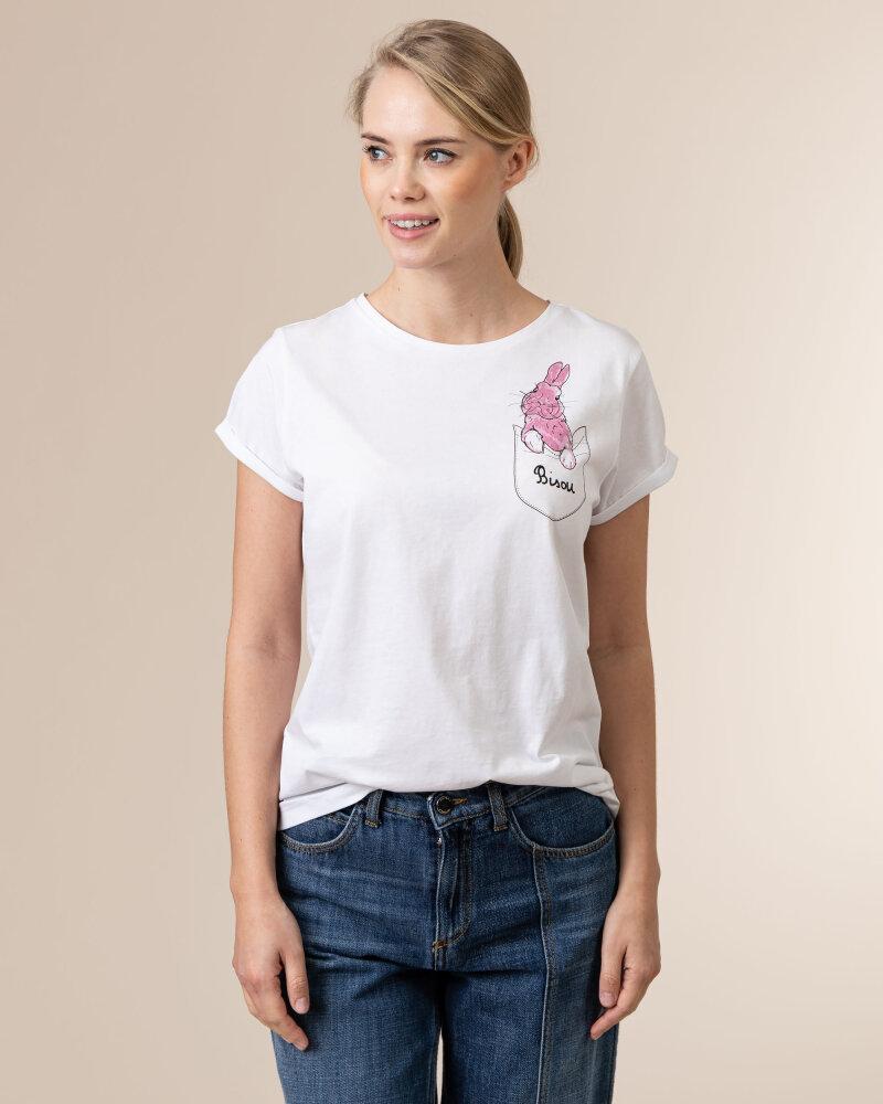 T-Shirt Iblues 79711111_DEODARA_001 biały - fot:2