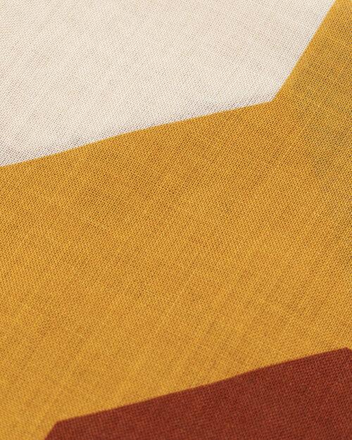 Poszetka Stenstroms 923178_003 pomarańczowy