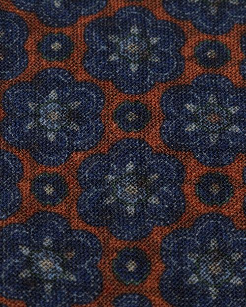 Poszetka Stenstroms 923194_003 pomarańczowy