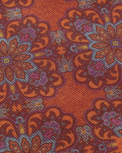 Poszetka Stenstroms 923198_003 pomarańczowy