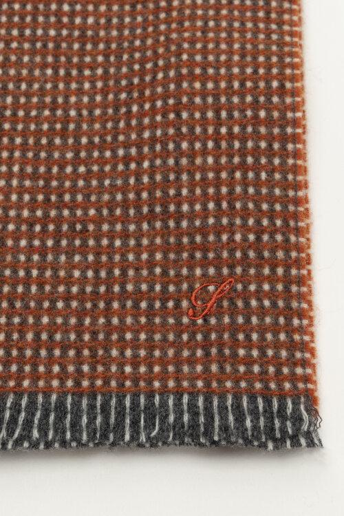 Szalik Stenstroms 924970_001 pomarańczowy